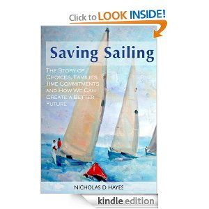 Saving Sailing for Kindle