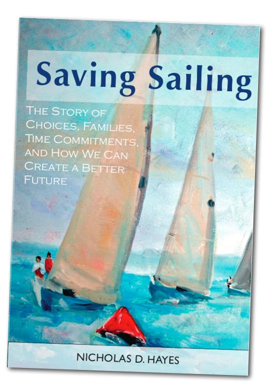 Saving Sailing - The Book