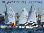 Go your own way! #GoSailing