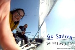 #GoSailing Be Reality TV