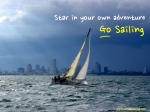 Star in your own adventure - #GoSailing