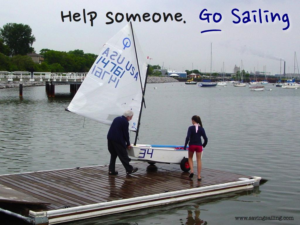 meme saving sailing
