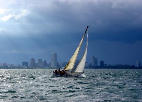 Sailing isn't a sport