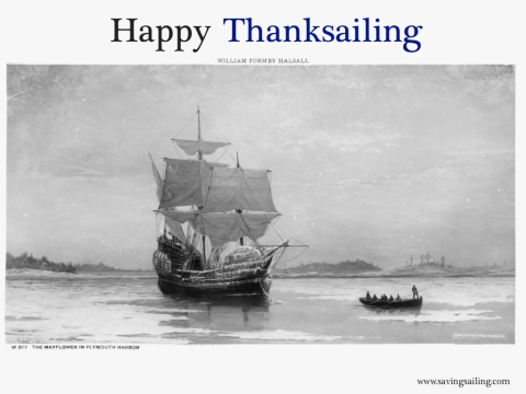 Happy Thanksailing