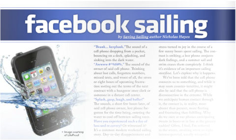 Facebook Sailing