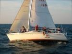 Mom's sailing