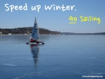 Speed up winter Go Sailing