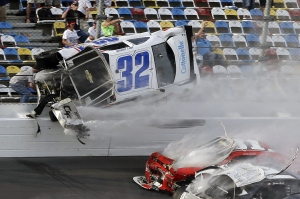 NASCAR Crash Kills