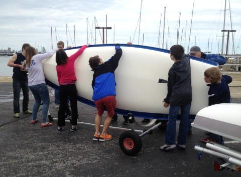 """Three bold moves breathe new life into the """"fun"""" regatta"""