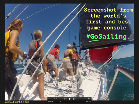 GoSailing Screenshot