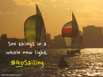 GoSailing See Things in a Whole New Light