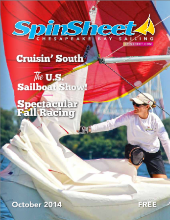 Spinsheet Oct 2014 Cover