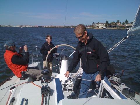 Intergen Sailing