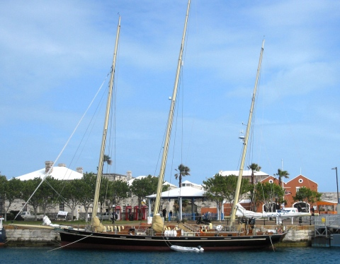 The Spirit of Bermuda